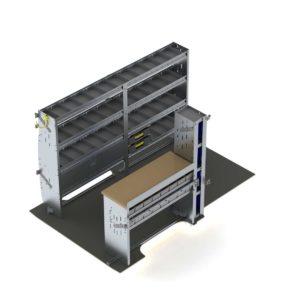 Mobile-Service-Van-Shelving-Package-Nissan-NV-High-Roof-K316